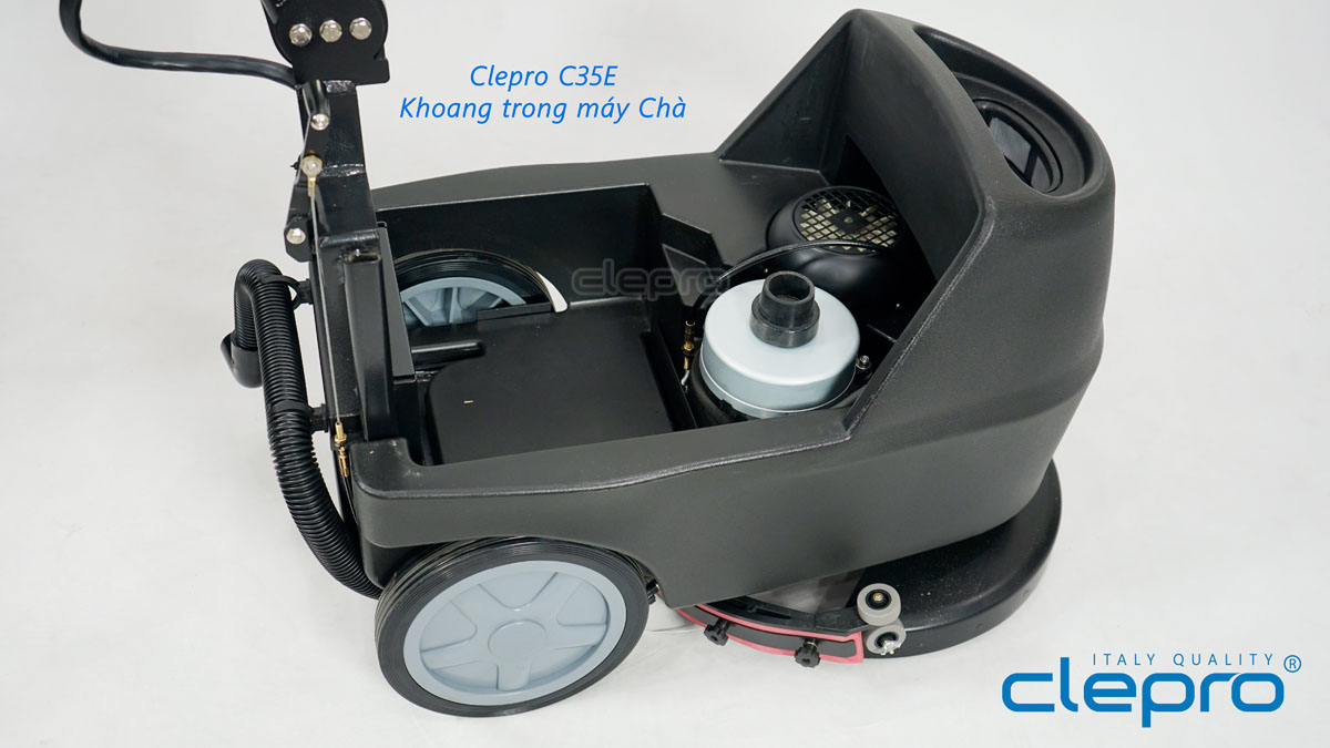 dong co may cha san Clepro C35E