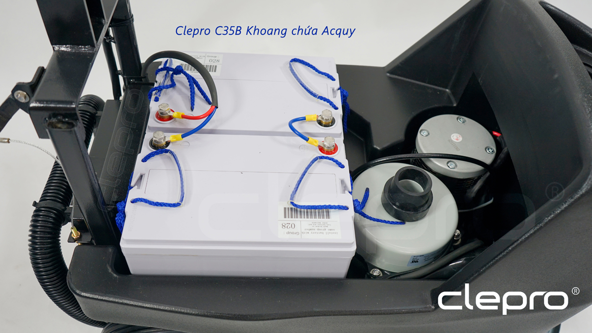 ac quy may cha clepro c 35b