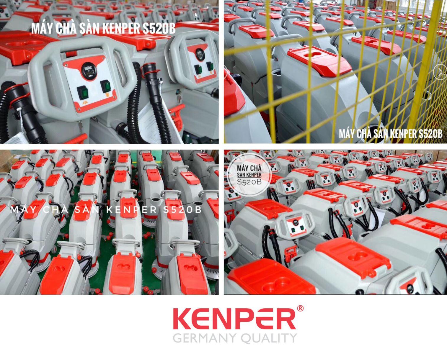kenper may cha san,  scrubber kenper