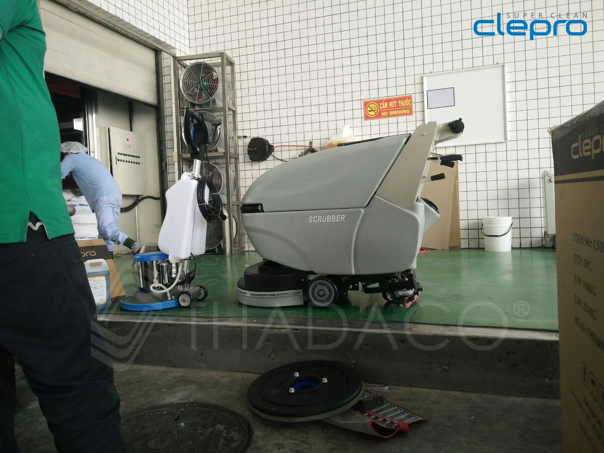 may cha san clepro c51 gia re