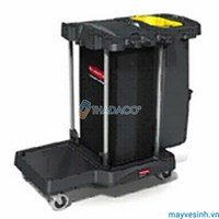 DELUXE COMPACT CLEANING CART