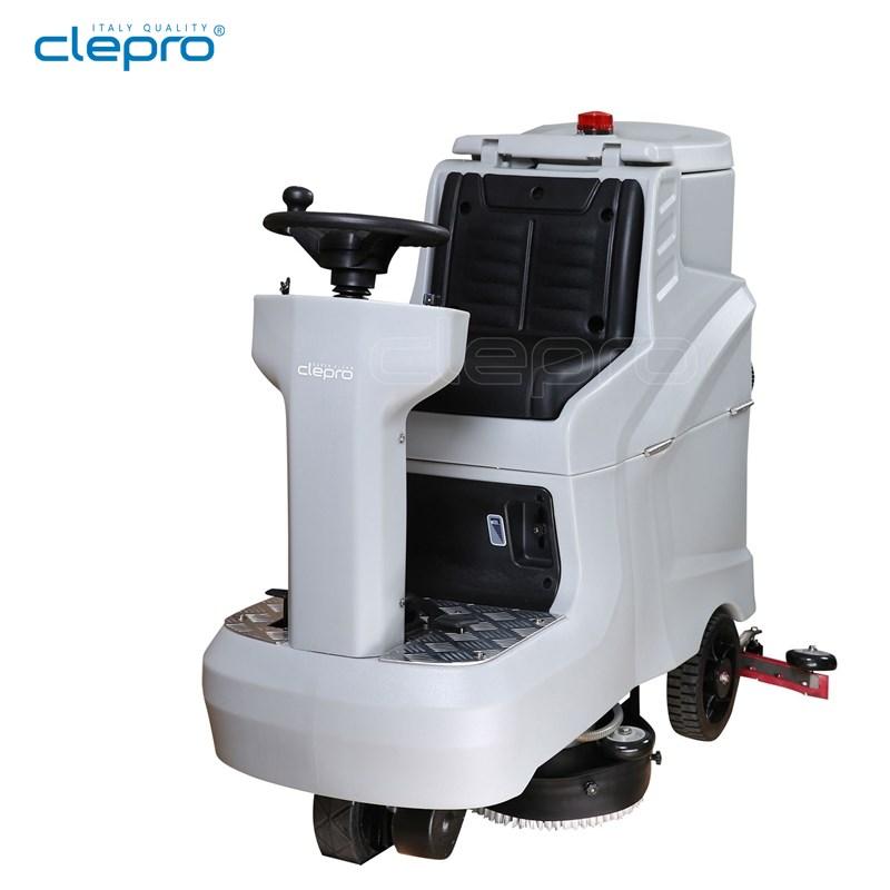 Máy chà sàn liên hợp ngồi lái CLEPRO C66B