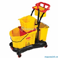 WAVEBRAKE MOPPING TROLLEY SIDE PRESS