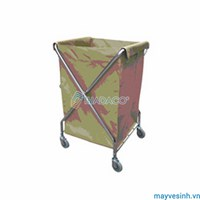 X-shape laundry cart. HC167